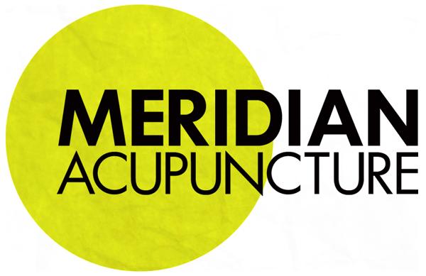 Dadali Ziai, Meridian Acupuncture, Santa Cruz, California Logo 600px